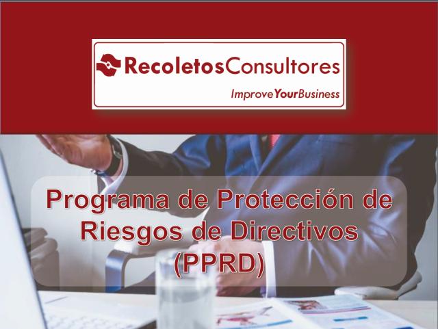 programa de proteccion de riesgos directivos