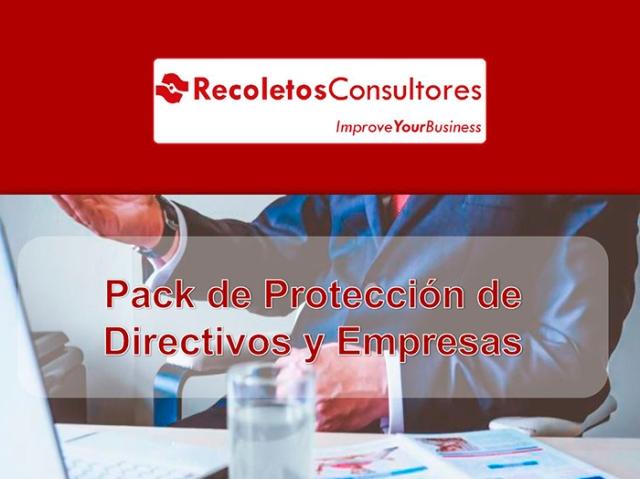 Pack de Protección de Directivos y Empresas